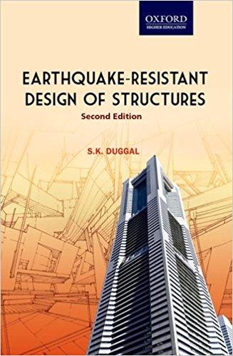 Earthquake Engineering Book   Basics Of Earthquake Resistant